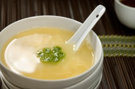 soupe aux oeufs