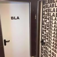 25 idées super fun pour signaliser tes toilettes