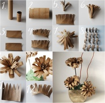 vintage-paper-flower-from-toilet-paper-roll-diy
